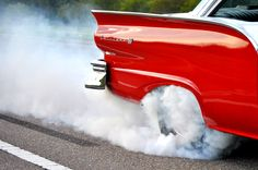 Smoking hot 1957 Ford Fairlane