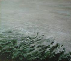 Groothoofd - 2012 Riverwater in Dordrecht by Elvira van Bochove