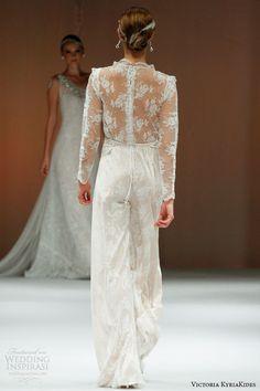 Victoria KyriaKides Fall 2014 Wedding Dresses | Wedding Inspirasi