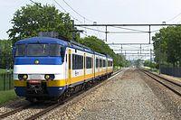 NS trein- Nederlandse Spoorwegen www.ns.nl