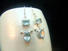 Hey, I found this really awesome Etsy listing at https://www.etsy.com/listing/198822766/blue-topaz-sterling-silver-earrings