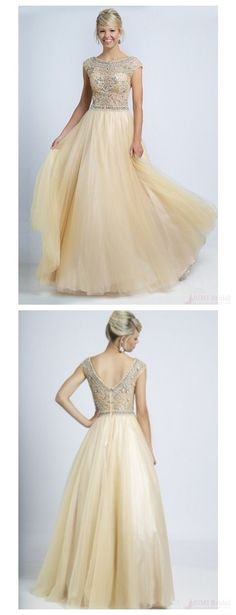 A-line Prom Dress