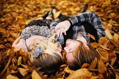 Fall engagement pics