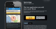 Free IgniteApp Wordpress Theme ver 1.1  - http://wordpressthemes.im/free-igniteapp-wordpress-theme-ver-1-1/