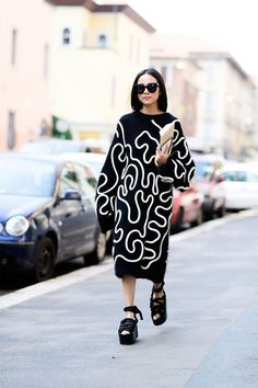 Street Style Milan F