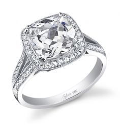Jewellery & Watches Fine Jewellery Search For Flights 1 1/2 Ct Gia E Vvs2 Natural Cushion Diamond Solitaire Engagement Ring White Gold Attractive Designs;