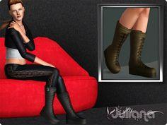 Juliana Sims: Black Betty Boots