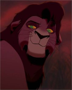 Kovu from The Lion King II: Simba's Pride.