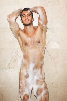 Consider, that nude male shower express gratitude