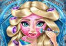Ice Queen Real Makeover is a free make up game at GirlsUGames site. Play free online games for girls about make up, ice queen, real, makeover. Queen Elsa, Ice Queen, Elsa Frozen Real, Ice Princess, Disney Princess, Frozen Games, Game Presents, Make Up Collection, Games For Girls