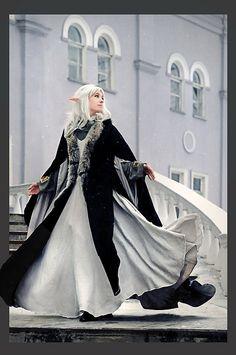 Winter Fairy Tale by adelhaid.deviantart.com on @deviantART