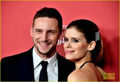 Kate Mara & Jamie Bell Couple Up for SAG Foundation Awards