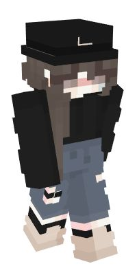 Check out our list of the best Aesthetic Minecraft skins. Minecraft Girl Skins, All Minecraft, Cool Minecraft Houses, Minecraft Ideas, Skin Mine, Minecraft Skins Aesthetic, Mc Skins, Minecraft Drawings, Cool Stuff