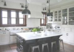 The four keys to great kitchens for baking. Marble counters are great for bakers! Great organized pantries too!