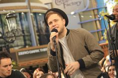 Olly Murs live at The Grove.