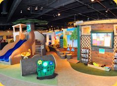 Betty Brinn Children's Museum | Exhibits - Exhibit Areas, Milwaukee, WI