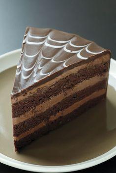 Čokoládová klasika - Recept pre každého kuchára, množstvo receptov pre pečenie a varenie. Recepty pre chutný život. Slovenské jedlá a medzinárodná kuchyňa