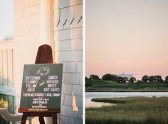 Colorful Pattern Meets Southern Charm // Jill + Alex - Coastal Bride