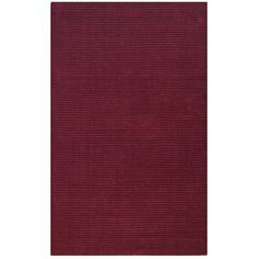 Hand-tufted Pulse Purple Wool Rug (8' x 10')   Overstock.com Shopping - The Best Deals on 7x9 - 10x14 Rugs