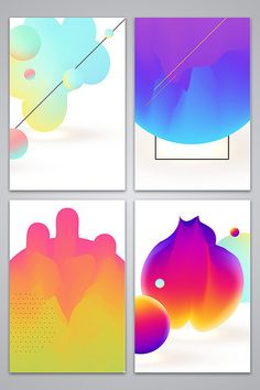 Creative colorful geometric polygonal background#pikbest#backgrounds