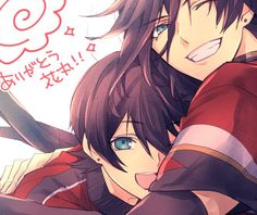 #tkrb #izumi #horikawa Anime Boys, Manga Boy, Touken Ranbu Kanesada, Mutsunokami Yoshiyuki, Cutest Couple Ever, Cute Anime Wallpaper, Jojo Bizzare Adventure, Shounen Ai, Boy Art