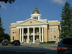 Historic Henderson County Courthouse, Hendersonville, NC