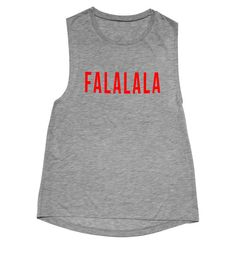 New Deck the halls falalala Unisex Christmas unisex Muscle Tank  Made In USA Loose fitting Made With Soft, Lightweight Tri-Blend (Cotton, Polyester, Rayon) Material may vary depending on color chosen Low Cut Sides - Unisex size – women may prefer to order one size smaller.  <<<<<<<<<<<<<<<<<<<<<<<<<<<<<<<<  THIS ITEM IS MADE TO ORDER. <<<<<<<<<<<<<<<<<<<<<<<<<<<<<<<<  PRODUCT MEASUREMENT AND SIZING  - S: Size 0-2; 30-32 chest; 25-26 waist - M: Size 4-6; 32-34 chest; 27-28 waist - L: Size…