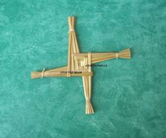 croix de Brigid - tuto