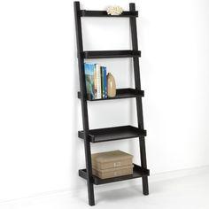 Java Linea Leaning Bookcase