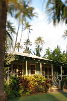 Waimea Plantation Cottages Kauai Cottage Tour Homes Beach