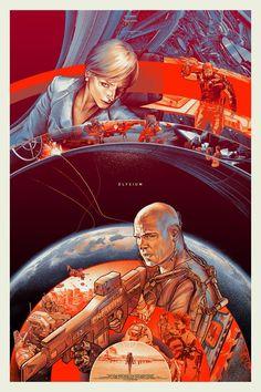 Reseña de Elysium: Neill Blomkamp llega al mainstream de Hollywood