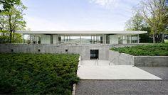 design attractor: Olnick Spanu House by Alberto Campo Baeza