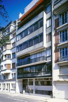 近代建築の巨匠ル・コルビュジエが設計した建築物22選!   Design Magazine