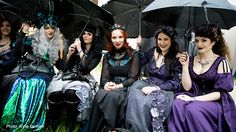 "gothic Wave-Gotik-Treffen 2016 in Pictures Pictures from the 2016 Wave-Gotik-Treffen gothic music and arts festival in Leipzig, Germany.    [gallery link=""none"" ids=""3... GB"