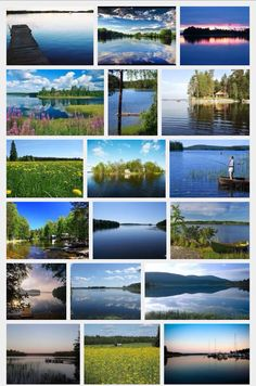 #Finnish summer. Gorgeous.