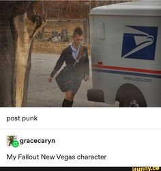 Égracecaryn My Fallout New Vegas character - iFunny :) Fallout Funny, Fallout Art, Fallout New Vegas, Todd Howard, Funny Instagram Memes, Fall Out 4, Cartoon Tv, Gaming Memes, Post Punk