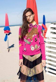 Gucci Special by Coco Neuville for Sobet Magazine Winter 2015 - Gucci Resort 2016