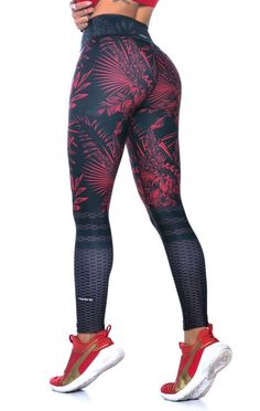 Nike Outfits – Page 6998307841 – Lady Dress Designs Crop Top And Leggings, Patterned Leggings, Printed Leggings, Sports Leggings, Women's Leggings, Cheap Leggings, Leggings Store, Leggings For Women, Workout Leggings