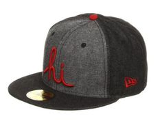 IN4MATION x NEW ERA 「Hi」59Fifty Fitted Baseball Cap