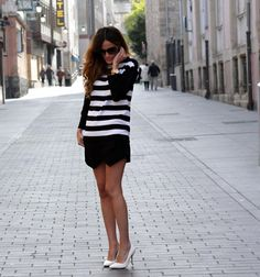B stripes