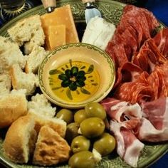 Choose your own ingredients to make a Charcuterie platter, for yourself or for someone special!