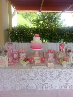 Candy Bar By Chic Claudy And More Cake Vanessa Caro