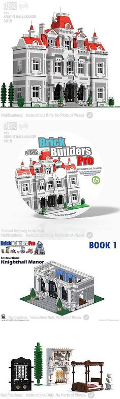 80 Best Lego Instruction Manuals 183449 Images On Pinterest
