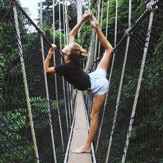 Fotos que tendría en mi Instagram si no tuviera la flexibilidad de una piedra