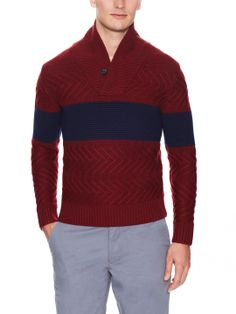 Shawl Collar Sweater by Timo Weiland at Gilt
