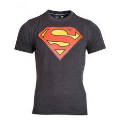 Avenster SuperMan Radium Print T-Shirt-₹349.00