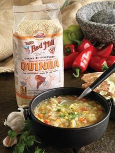 Gluten Free Sopa de Quinua Recipe - Bobs Red Mill