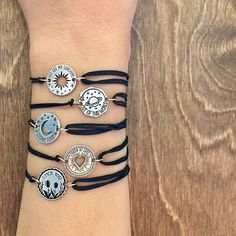 ALEX AND ANI Kindred Cord Collection   Function and fashion meet with our Kindred Cord adjustable bracelet — redefining casual chic.