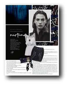 """""""Dark Winter"""" by spicemarket ❤ liked on Polyvore featuring Kenzo, Dolce&Gabbana, Jimmy Choo, Forever New, Steve Madden and Harlot & Bones"""
