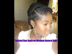 5 Protective Styles for Short and Medium-Length Natural Hair – 2014 Edition   Black Girl with Long Hair